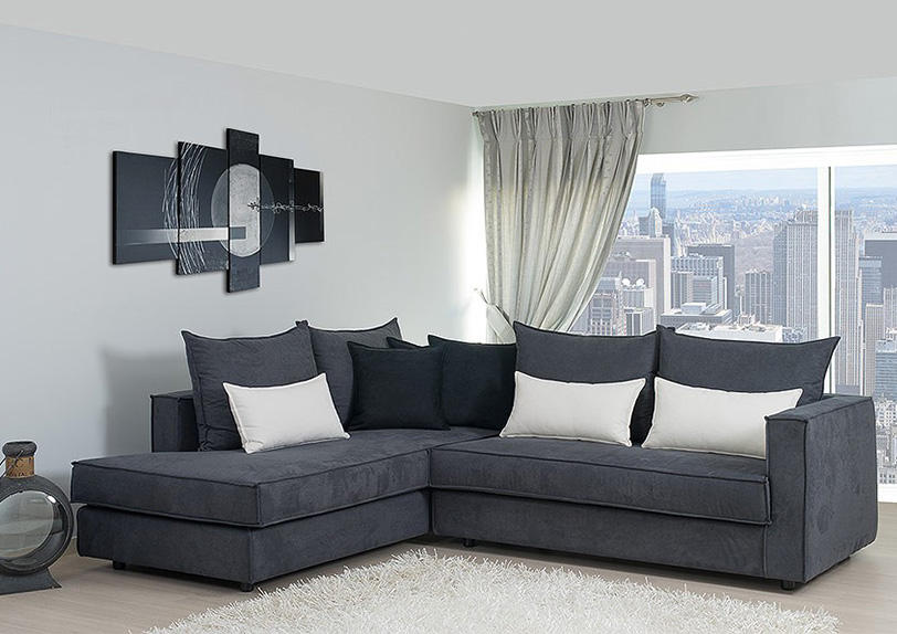 Καναπές Γωνία Ritz