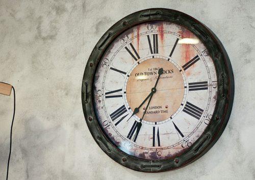 wall clock 2