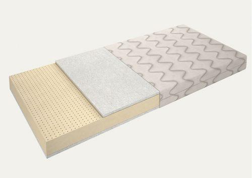 mattress pad latex 10 cm