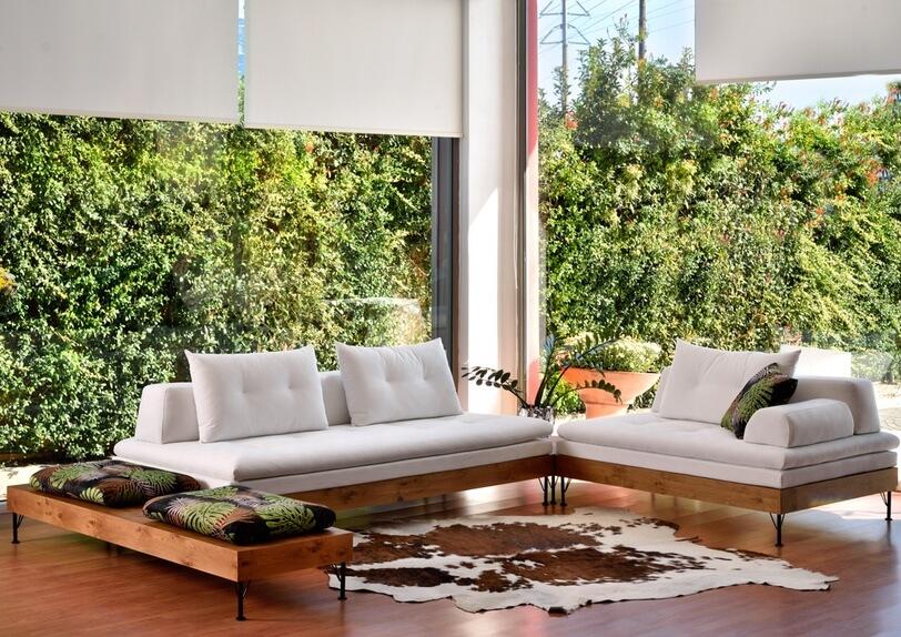 Καναπές Γωνία EGEO